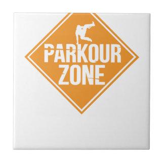 Parkour Runaway Extreme Sports Stunt Free Running Tile