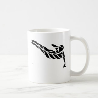 Parkour Salute Coffee Mug