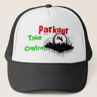 Parkour, Take Control Trucker Hat