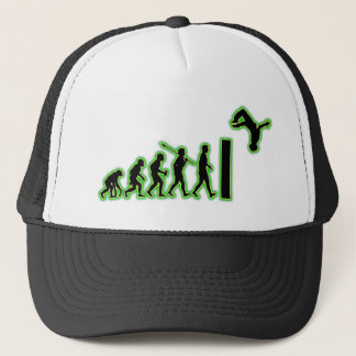Parkour Trucker Hat