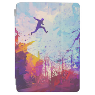 Parkour Urban Free Running iPad Smart Cover iPad Air Cover
