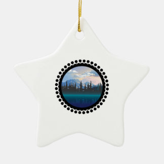 Parks and Recreation Ceramic Ornament