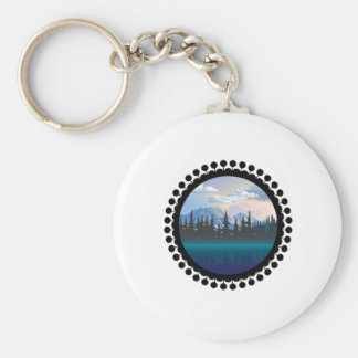 Parks and Recreation Keychain