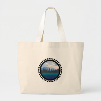 Parks and Recreation Large Tote Bag