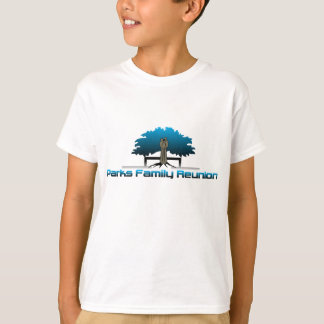 Parks Family Reunion Child's TEE