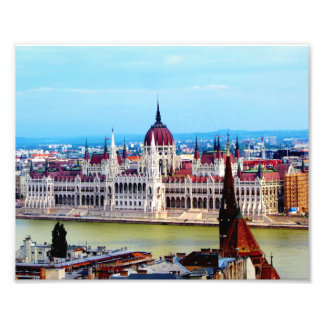 Parliament Budapest Photo Art