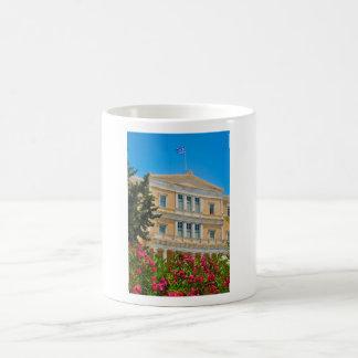 Parliament building in Athens, Greece Coffee Mug