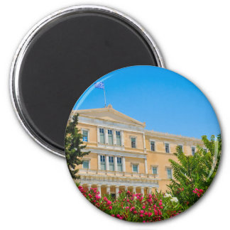 Parliament building in Athens, Greece Magnet