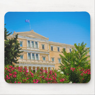 Parliament building in Athens, Greece Mouse Pad