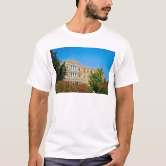 Parliament building in Athens, Greece T-Shirt