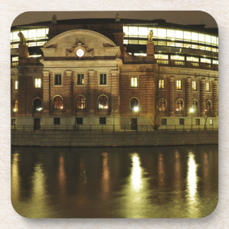 Parliament House (Riksdagshuset) in Stockholm Coaster