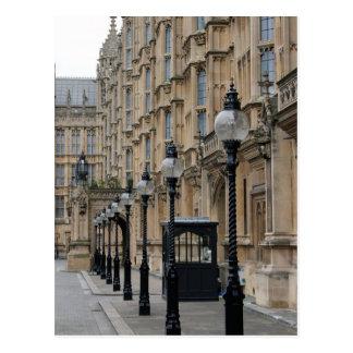 Parliament Square - Westminster Postcard