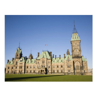 Parliment Building in Ottawa, Ontario, Canada Postcard