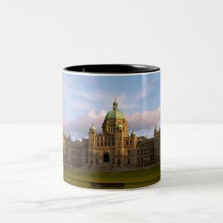 Parliment Building Victoria BC Mug