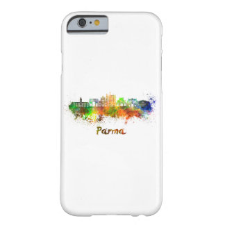 Parma skyline in watercolor barely there iPhone 6 case