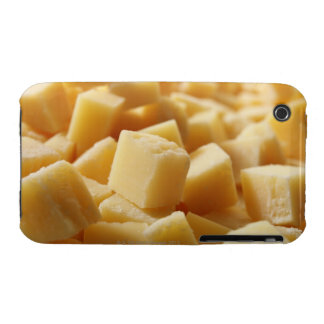 Parmigiano Reggiano cheese in cubes iPhone 3 Case-Mate Case