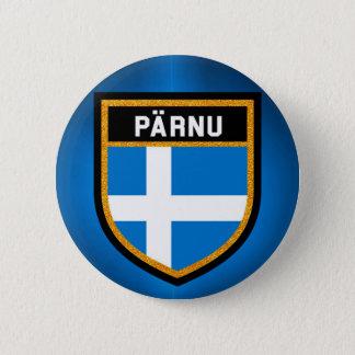 Pärnu Flag 2 Inch Round Button