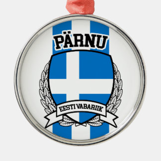 Pärnu Metal Ornament