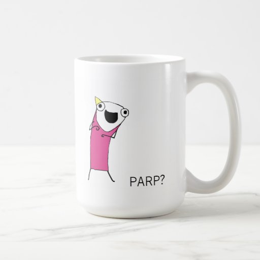PARP? COFFEE MUGS