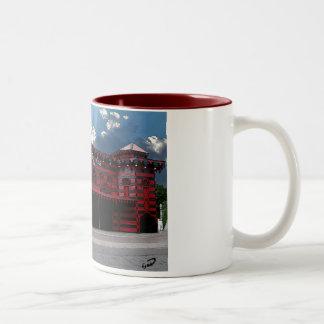 Parque de Bombas de Ponce Coffee Mugs