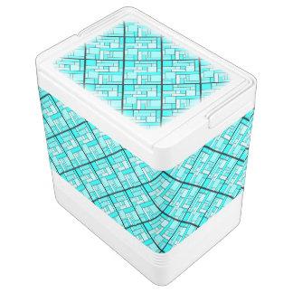 Parquet Design Igloo Cooler