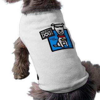 Parr de Todd - chien blanc T-shirt Pour Toutou