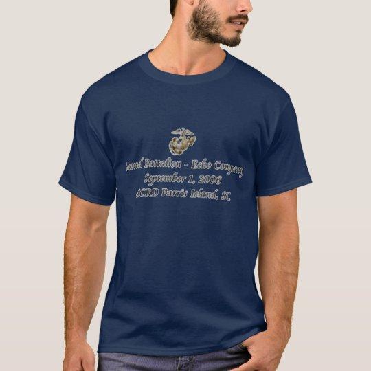 Parris Island Echo Co T-Shirt