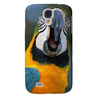 Parrot 3 galaxy s4 cases