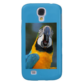 Parrot 3 galaxy s4 cover
