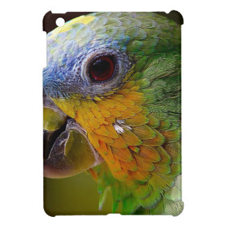 Parrot Amazon Animals Bird Green Exotic Bird Case For The iPad Mini