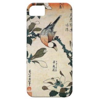 Parrot and Flowers iPhone 5 Cover