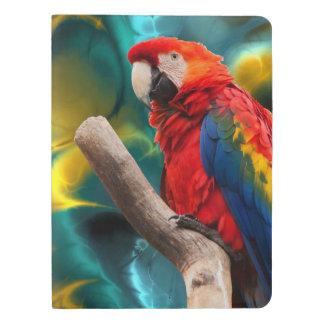 Parrot Art 1 Extra Large Moleskine Notebook