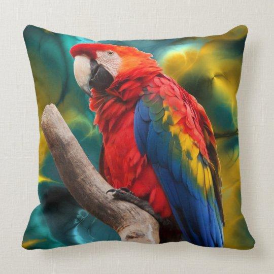 Parrot Art 1 Pillows