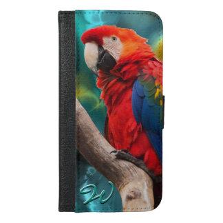 Parrot Art Options iPhone 6/6s Plus Wallet Case