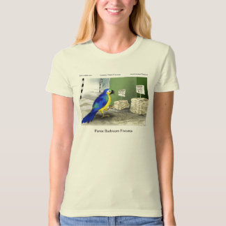 Parrot Bathroom Fixtures Womens Organic Tshirts