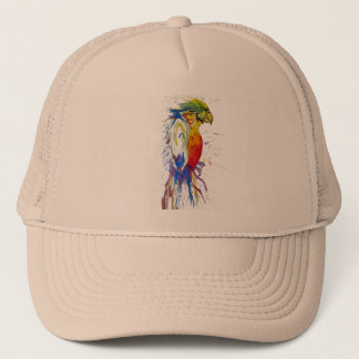 Parrot Bird Animal Trucker Hat