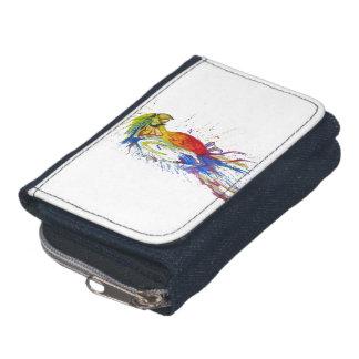 Parrot Bird Animal Wallets