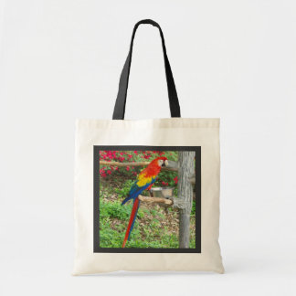 Parrot Budget Tote