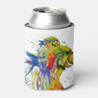 Parrot Budgie Bird Can Cooler