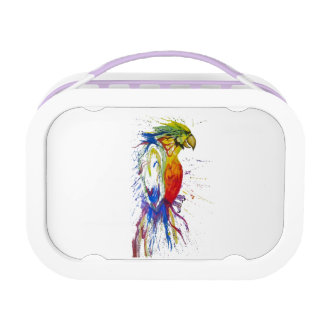 Parrot Budgie Bird Lunchbox