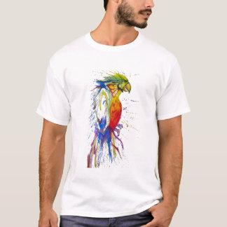 Parrot Budgie Bird T-Shirt