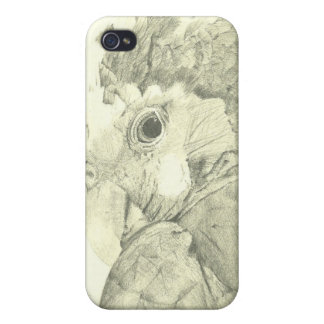 Parrot Case Cases For iPhone 4