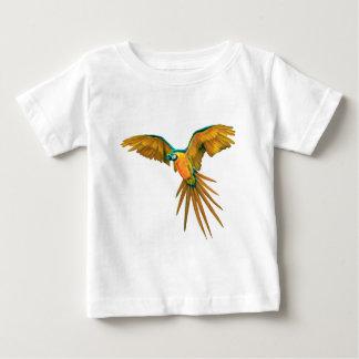 Parrot Design Baby T-Shirt
