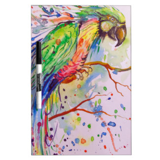 Parrot Dry Erase Board