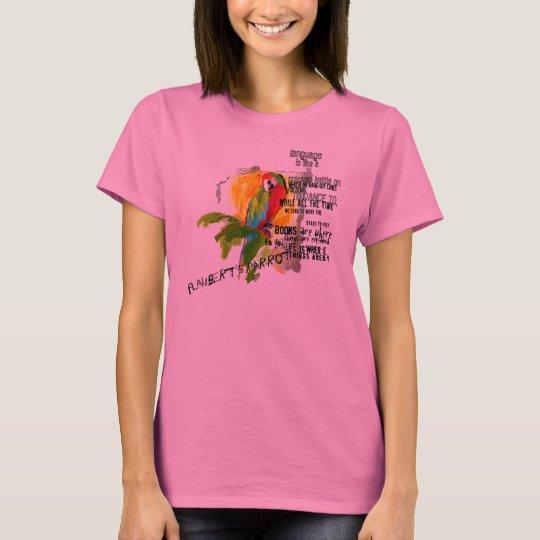 Parrot Flaubert T-Shirt