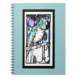 Parrot from the Twenties Notebooks