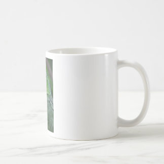 Parrot - Green Classic White Coffee Mug