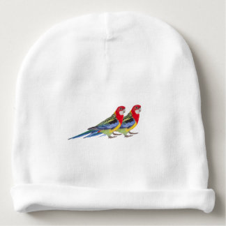 Parrot image for  Baby Cotton Beanie Baby Beanie