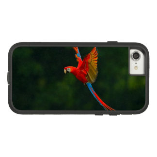 Parrot in Flight Case-Mate Tough Extreme iPhone 8/7 Case