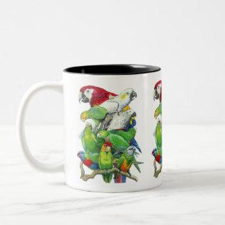 Parrot Jam Mug